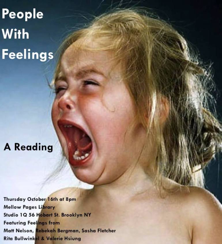 people with feelings
